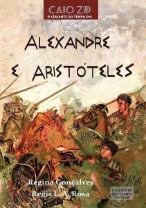 Alexandre e Aristóteles_capa frontal