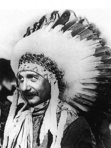 EinsteinIndian1931